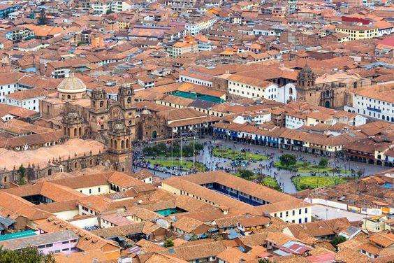 Free Tour Cusco Centro Histórico