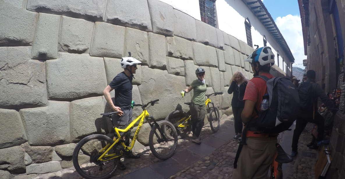 City Tour Cusco en Bicicleta