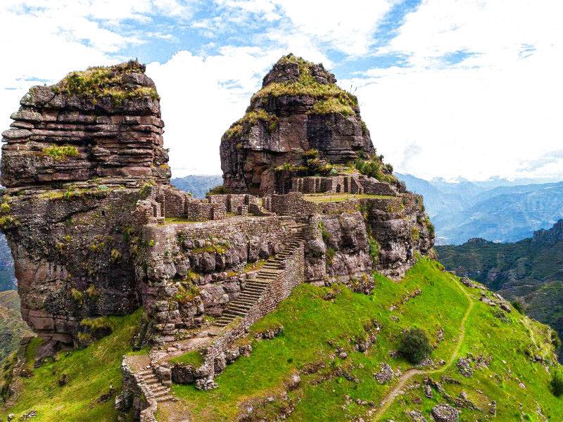 Tour Huacrapucara Cusco