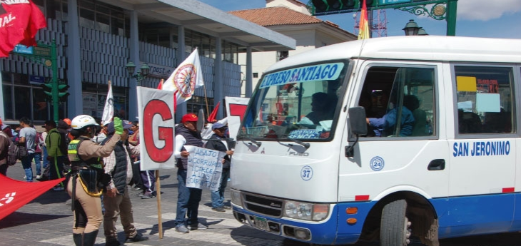 Transporte Publico Expreso Santiago