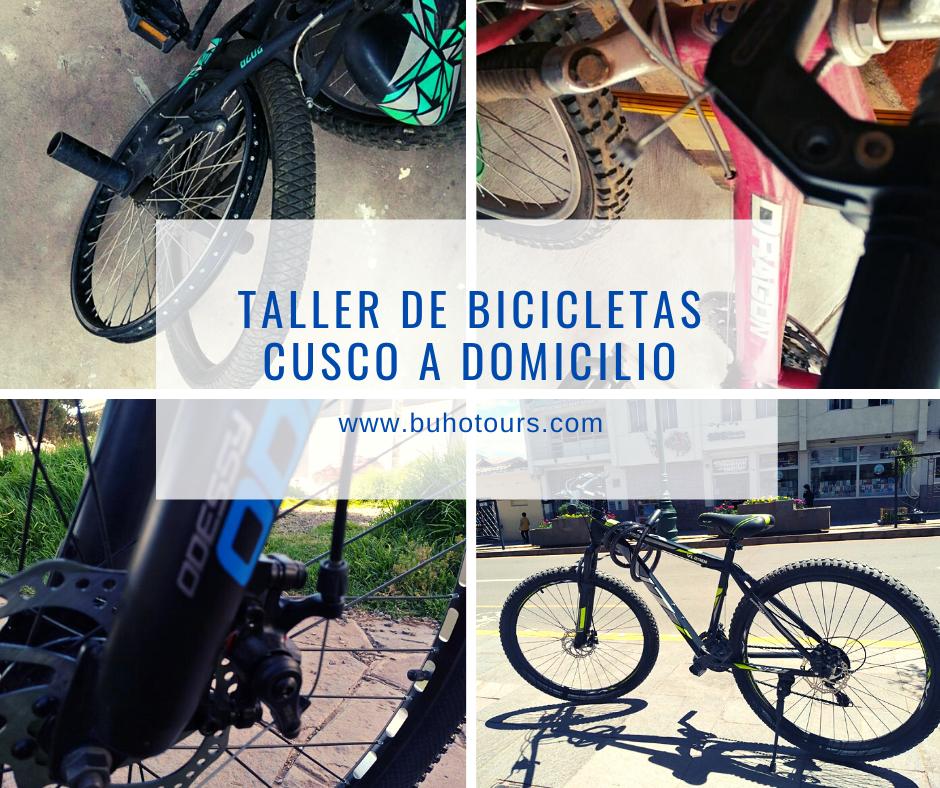 taller de bicicletas cusco